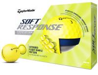 TaylorMade Soft Response (yellow) (12 Stk.)