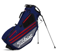 Titleist Hybrid14 Standbag LIMITED (navy/grey/red)