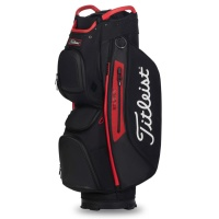 Titleist StaDry Cartbag 15  (black/black/red)