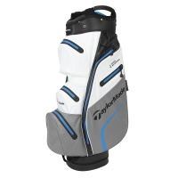 TaylorMade Deluxe Waterproof Cartbag mit 15-fach Top...