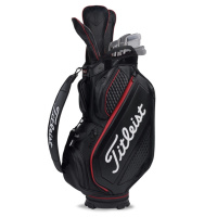 Titleist Premium StaDry Tourbag (black/black/red)