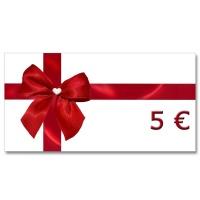 Gutschein prisos-golf über 5,00 EUR