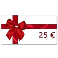 Gutschein prisos-golf über 25,00 EUR
