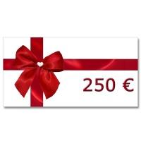 Gutschein prisos-golf über 250,00 EUR