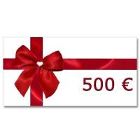 Gutschein prisos-golf über 500,00 EUR