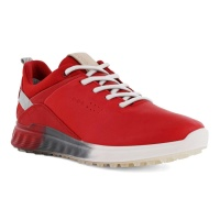 Ecco Golf S-Three GORE-TEX® (red)