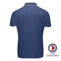 KJUS Stan Polo (atlanta blue) - 90 Jahre GCMV