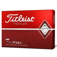 "Titleist Trufeel (12 Stk.) Logo ""prisos-golf"""