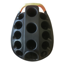 Bennington IRO-QO 14 Waterproof Cartbag (canon grey...