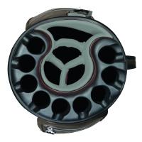 Bennington QO 9 Waterproof Cartbag (black/white/red)