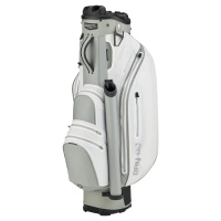 Bennington QO 9 Waterproof Cartbag (white/silver)