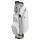 Bennington QO 9 Waterproof Cartbag (white/silver)