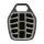 Sun Mountain H2NO Lite Waterproof Cartbag (white/black/red)