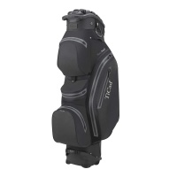 TiCad QO Premium 14 Hole Waterproof Cartbag (black)