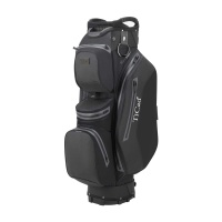 TiCad FO Premium 14 Hole Waterproof Cartbag (black)