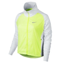 Nike Long Links Jacket (white/volt)