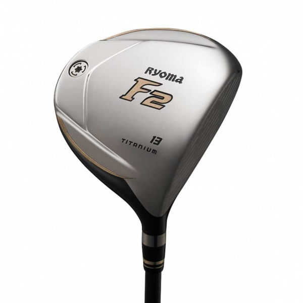 ryoma Golf Type-F Titanium Fairwayholz silver
