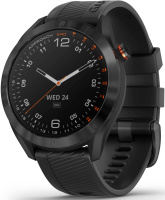 Garmin Approach S40 Premium GPS Golfuhr (schwarz)