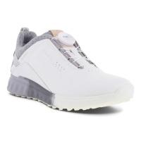 Ecco S-Three Boa GORE-TEX® (white/silver grey)