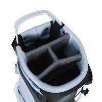 TaylorMade FlexTech Lite Women´s Standbag (grey-kalea)