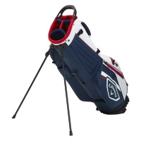 Callaway Chev Dry Stand Bag (navy/white/red)
