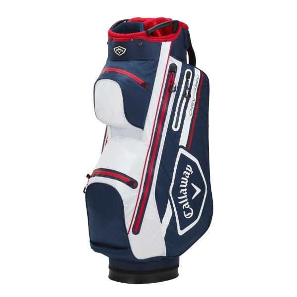 Callaway Golf Chev Dry 14 Cartbag (navy/white/red)