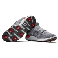 FootJoy HyperFlex Boa Herren (grey/red)