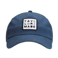 TaylorMade Lifestyle 5 Panel Cap (navy)