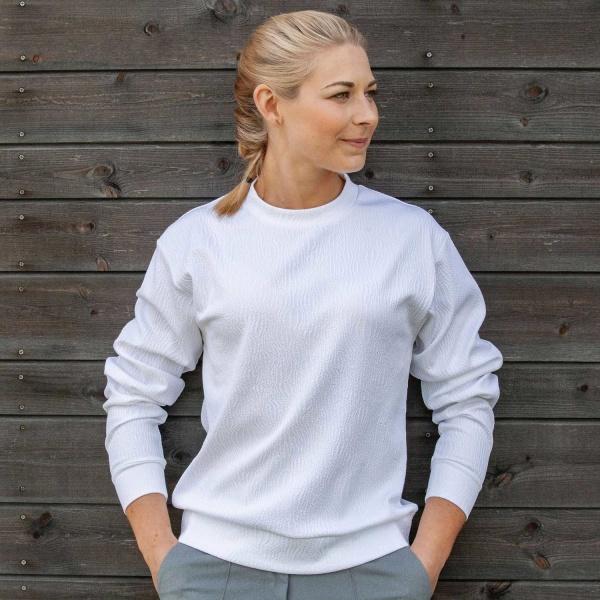 Galvin Green Dalia Pullover (white)