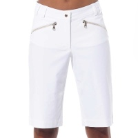 MDC 4way Stretch Bermuda (white)