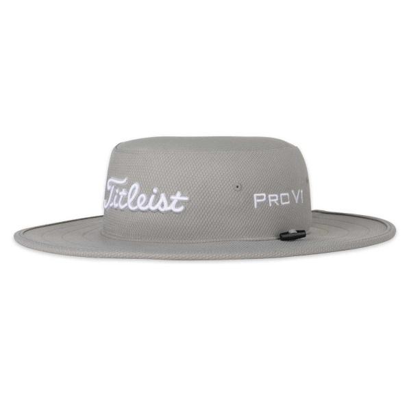 Titleist Tour Aussie Hat (grey)