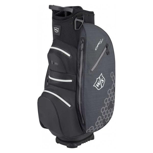 Wilson Staff Dry Tech II Cartbag (black)