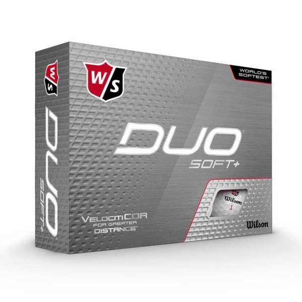 Wilson Staff Duo Soft+ (12 Stk.)