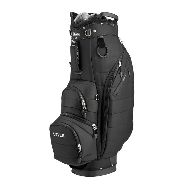 BigMax Terra Style Cartbag (black)