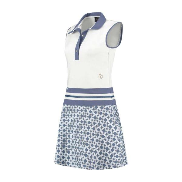 PAR69 Beaudille Dress (chain print)