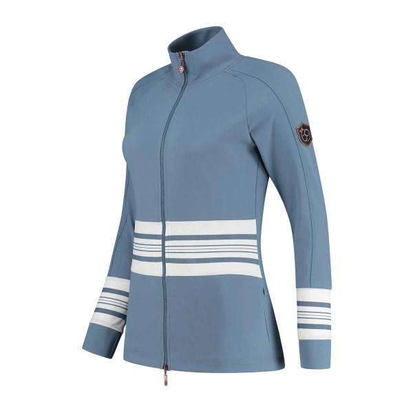 PAR69 Borg Jacket (iceblue)