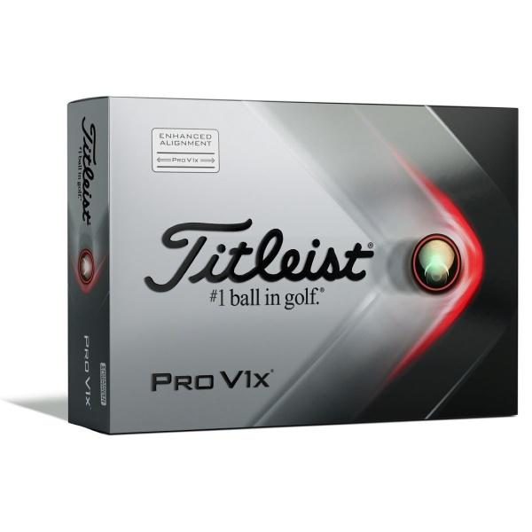 Titleist Pro V1x Alignment (12 Stk.)