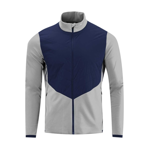 KJUS Release Jacket (silver fog/atlanta blue)
