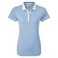 FootJoy Polo Birdseye (blue jay)