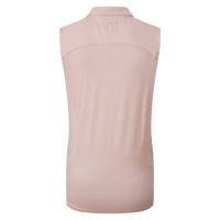 FootJoy Polo Jersey sleeveless (blush pink)