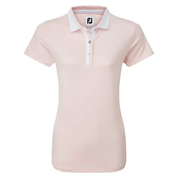 FootJoy Polo Birdseye (blush pink)