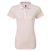FootJoy Polo Birdseye (blush pink)