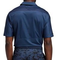 adidas HEAT.RDY 3-Stripe Polo (crew navy)