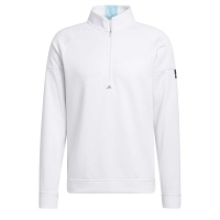 adidas Equipment 1/4 Zip Sweatshirt (white/hazsky)