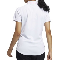 adidas Equipment short sleeve Polo (white)