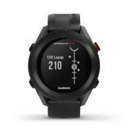 Garmin APPROACH S12 Golf-Uhr (Schwarz/Schwarz)