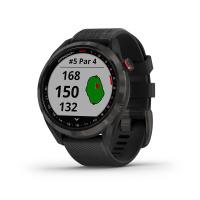 Garmin APPROACH S42 Golf-Uhr (Schwarz/Schwarz)