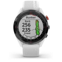 Garmin Approach S62 GPS Golf-Uhr (Weiß)