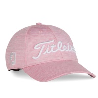 Titleist PINK OUT Tour Space Dye Cap Limited Edition (pink/white)