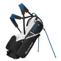 TaylorMade FlexTech Standbag (white/black/blue)
